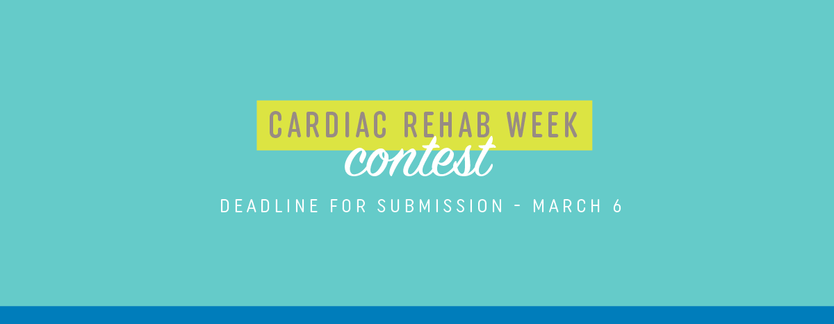 Cardiac Rehab Week Contest: Win a Free AACVPR Membership
