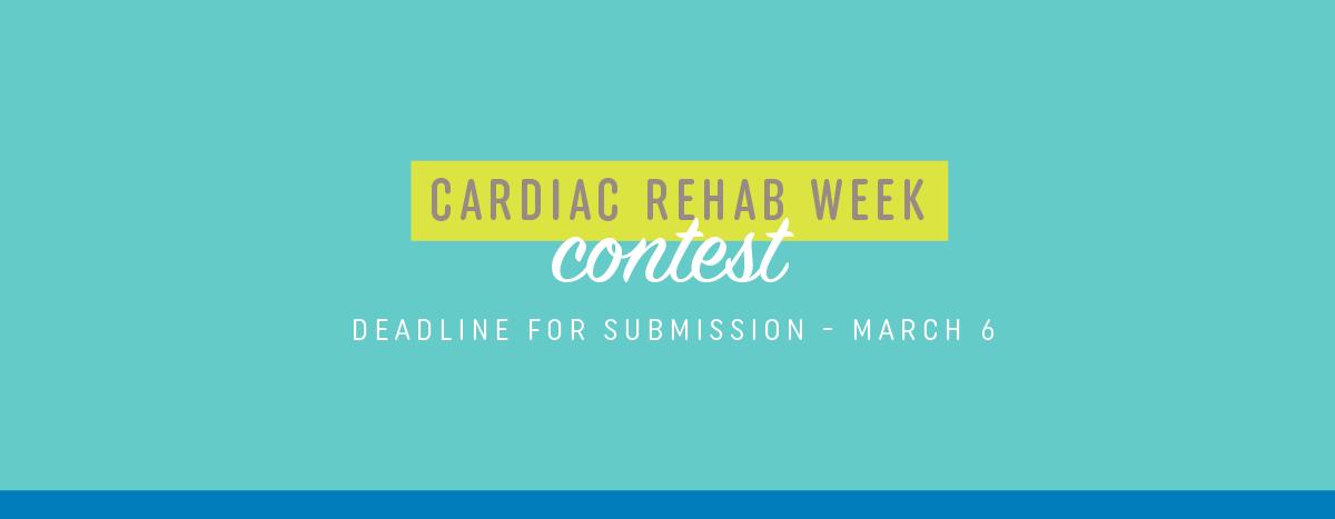 Cardiac Rehab Week Contest: Win a Free AACVPR Membership