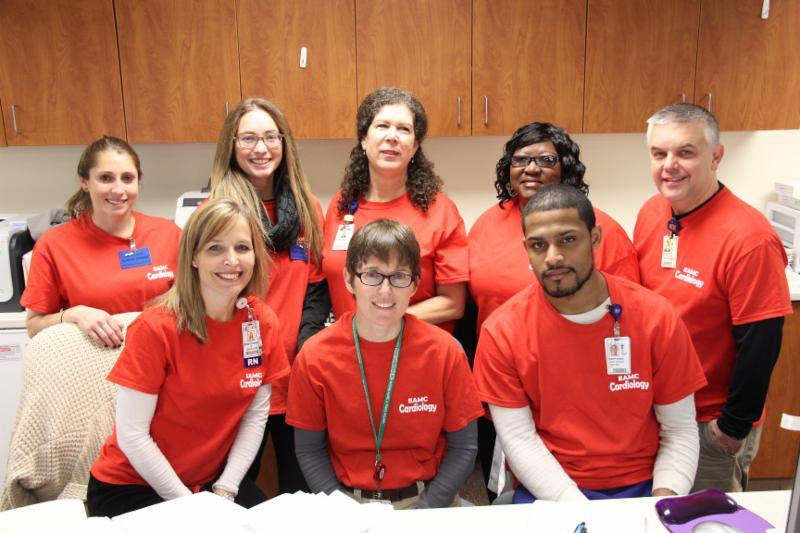 Cardiac Rehab Week Contest