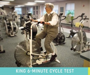 6-Minute Cycle Test