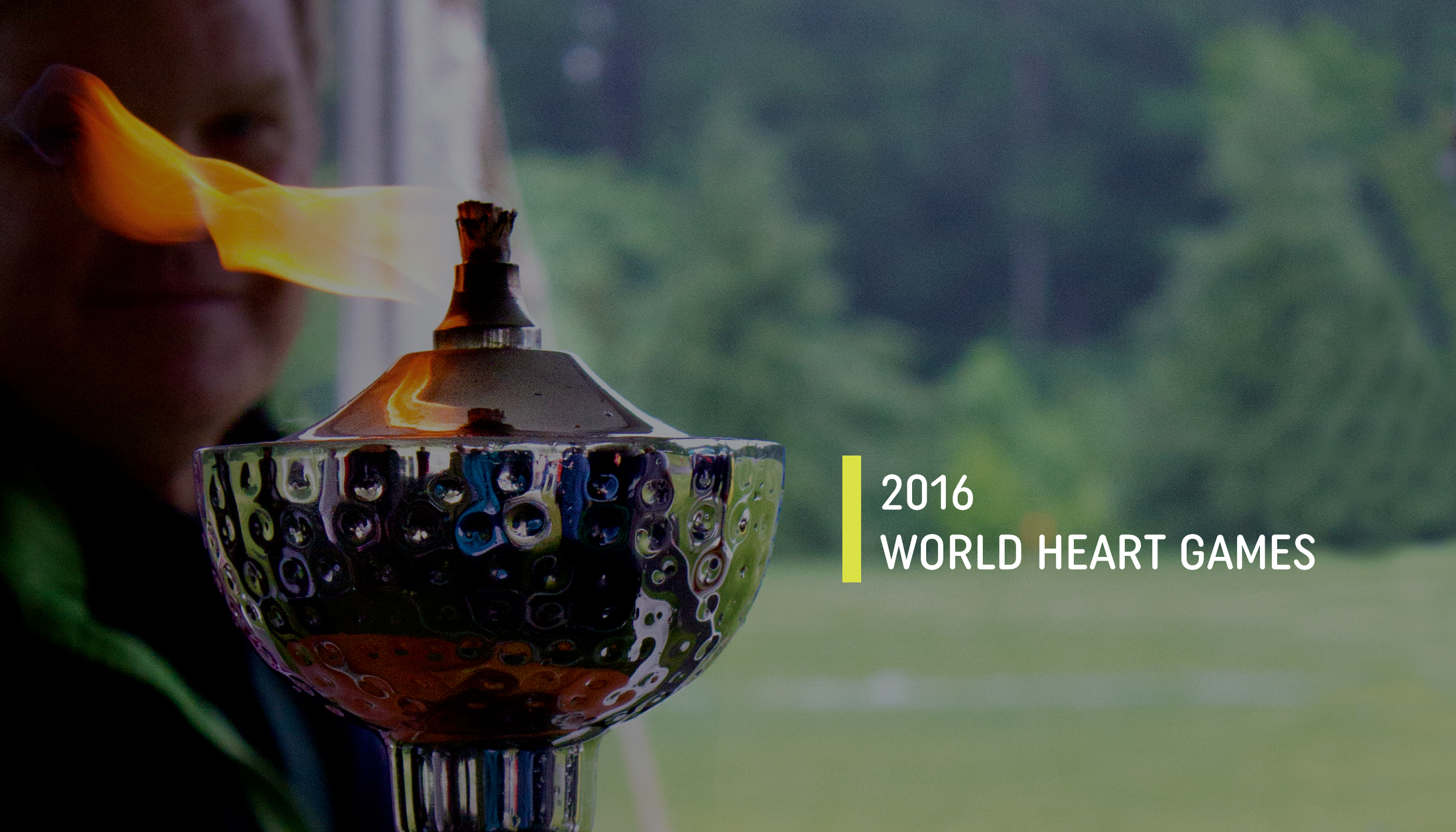 Life Beyond Heart Disease | World Heart Games 2016