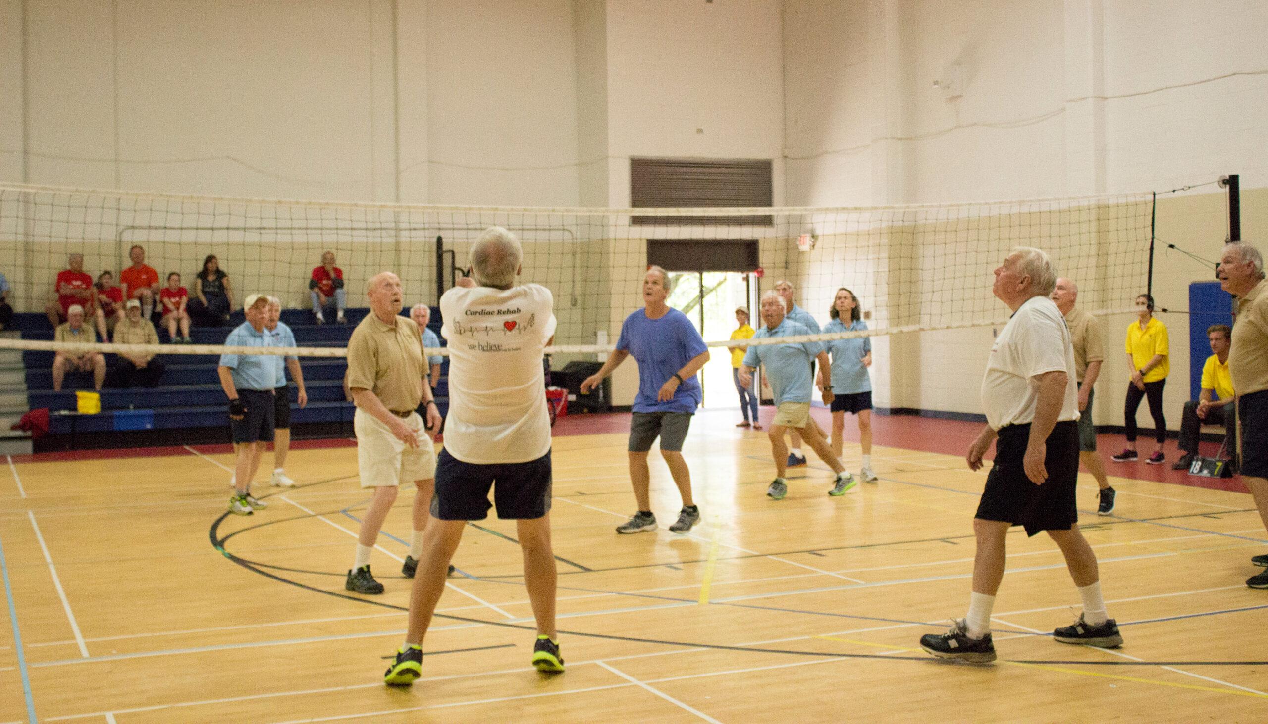 World Heart Games Volleyball