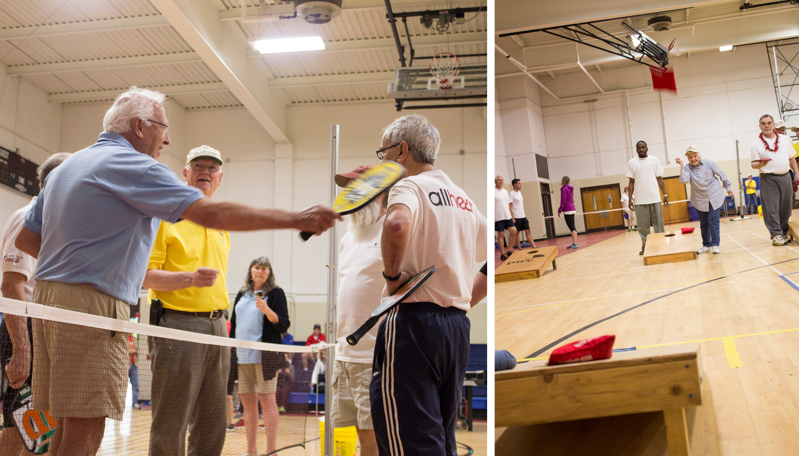 World Heart Games Pickle Ball
