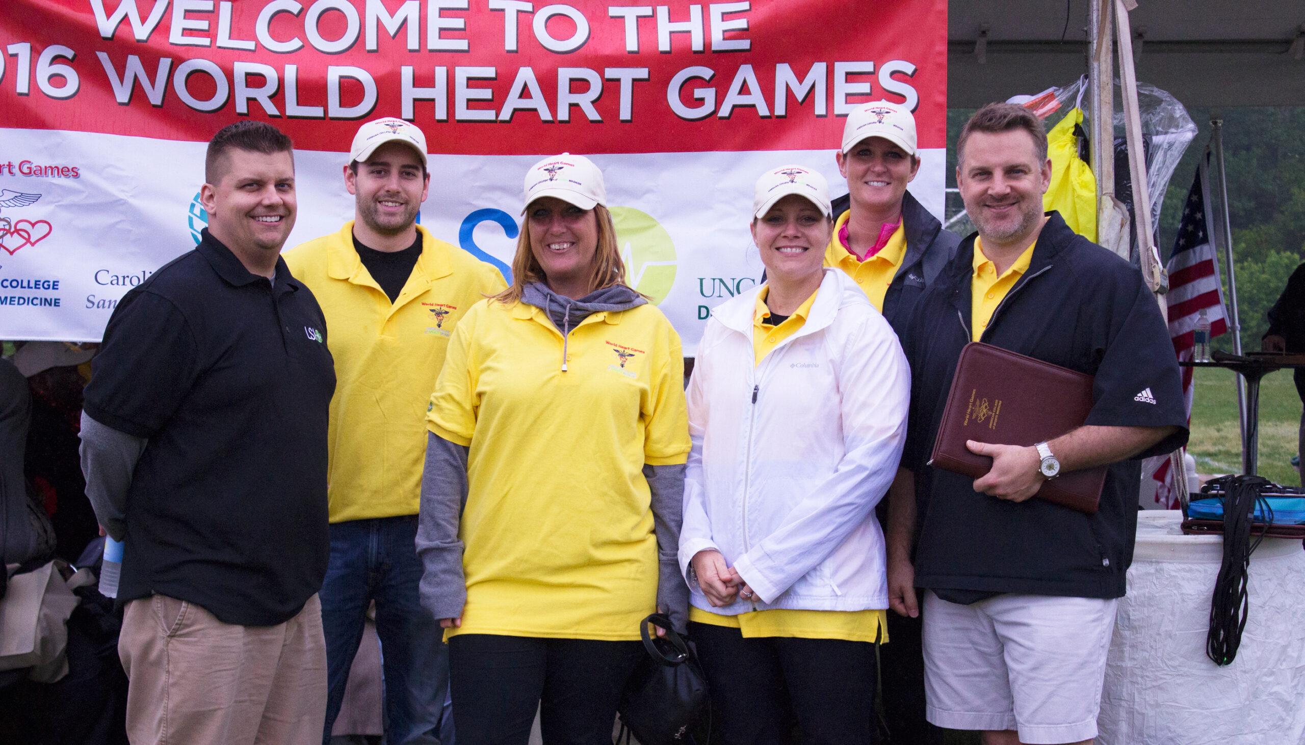 LSI Team World Heart Games