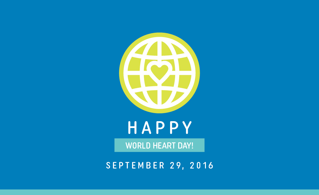 How to Celebrate World Heart Day | September 29
