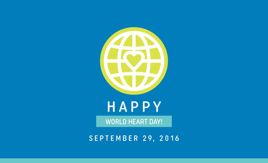 How to Celebrate World Heart Day | September 29