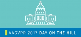 What to do if you can't attend AACVPR's Day on the Hill 2017