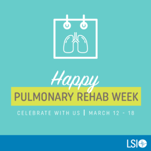 Pulmonary Rehab Week Social Media Tile