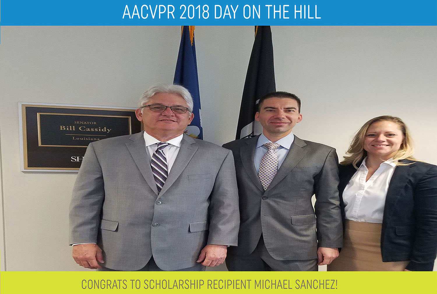 Day On The Hill 2018; Passing the HR.1155/S.1361 Bill