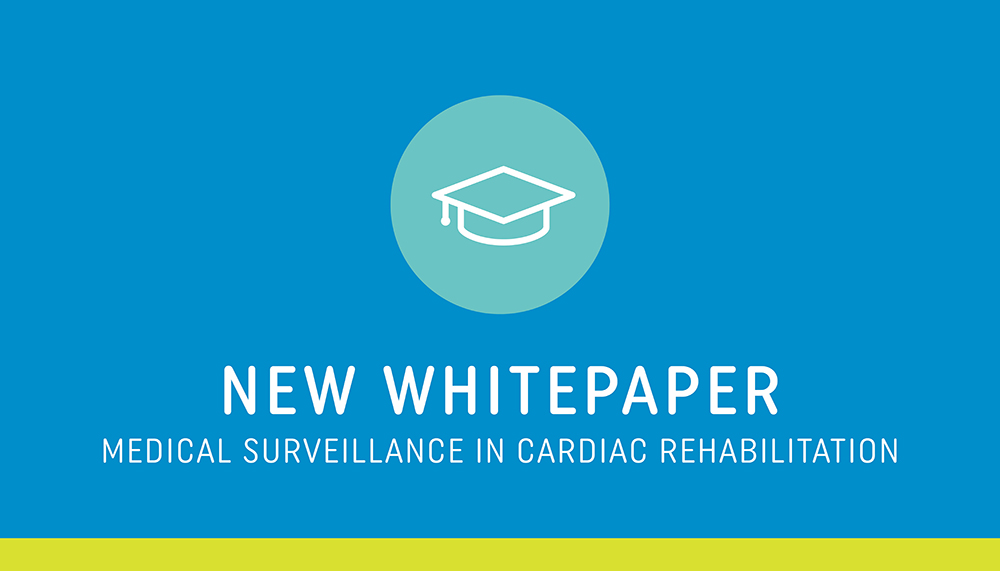 New Whitepaper: Medical Surveillance in Cardiac Rehabilitation